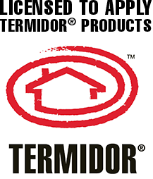 Licensed to Apply Termidor Products